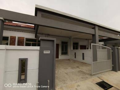 Single Storey Terrace House in Saujana Perdana