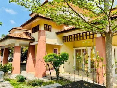 FREEHOLD 2 Storey Bungalow Seksyen 6 Bandar Bukit Mahkota Bangi