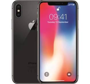Apple iPhone X (64GB ROM) ORIGINAL APPLE MALAYSIA