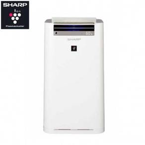Sharp japan kcg40lw humidifying air purifier