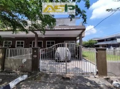 CORNER LOT! Double Storey Terrace House in Taman Bandar Mutiara, SP