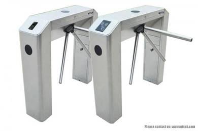 Tripod turnstile system