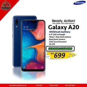 Samsung galaxy A20 [3+32gb] Ori SME set
