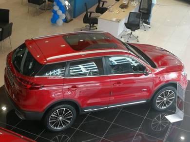 New Proton X70 for sale