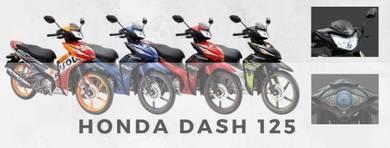 2019 Honda Dash 125 cc
