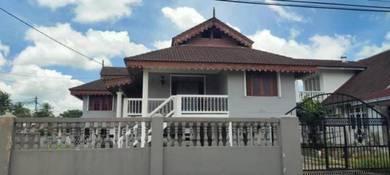Banglo Tinggi Di Taman Uda, Pengkalan Chepa, Kelantan