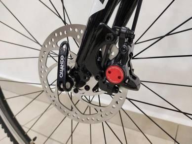 NEW Alloy 700c 16 speed Hybrid bike