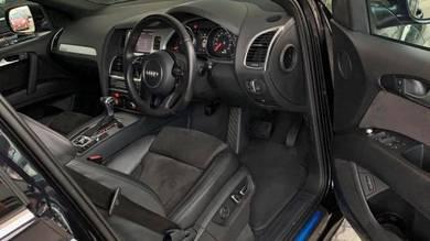 Audi Q7 3.0 Diesel Quattro S-Line Facelift