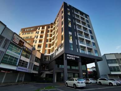 Princeton Suites Services Apartment For Rent at Jln Lapangan Terbang