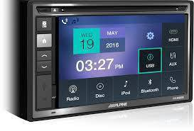 "ALPINE iVX-W200E 6"" Audio Visual CAR DVD PLAYER NE"