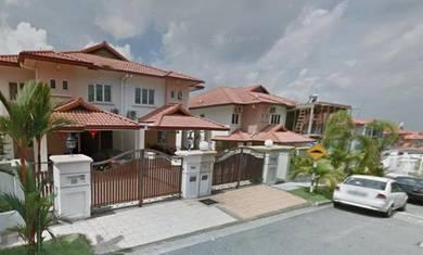 Pinggir Bukit Segar Semi-D, Freehold, Gated guarded