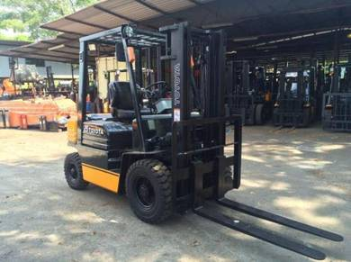 JAPAN DIRECT Imported TOYOTA Forklift 1 - 23 ton