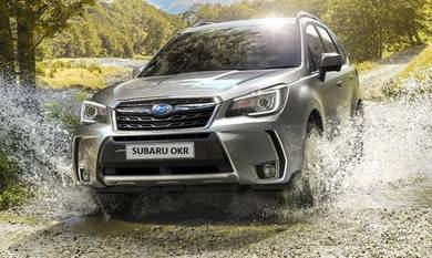 2019 Subaru FORESTER 2.0I-P (A) Free 3 yrs Service