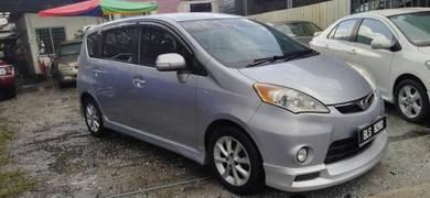 Perodua ALZA 1.5 EZi (A) One Owner Acc Free