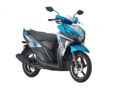 Yamaha ego avantiz 125cc (PROMOSI) hari raya