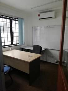 Ruang Pejabat bilik pejabat batu caves complete