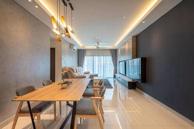 Brand New Fully Renovated Condo with ID spec, near to MRT Station