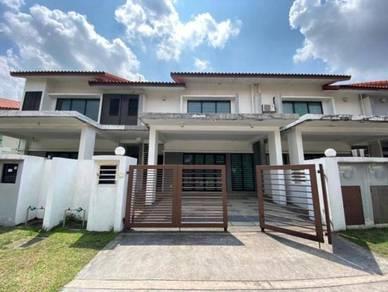 FREEHOLD Doublr Storey Terrace Pentas 2 Alam Impian Shah Alam