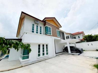 FREEHOLD New House 2 Storey Bungalow Sepang