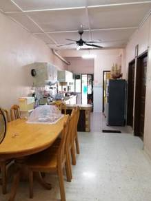 TAMAN SRI MUDA Single Storey 20x92 Furnished and Renovated 100% loan