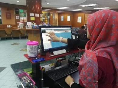 Pos Sistem (Mesin Cashier Guna Tablet Ambil Order)