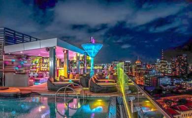 Platz, Resort Style, KLCC, Freehold, 0% DP, Fully furnish, Sky Garden