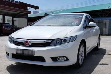 2013 Honda CIVIC 1.8 S (A)