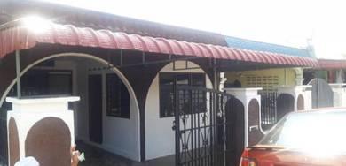 Single Storey Terrace House for sale renovated unit at Tmn Sri Skudai