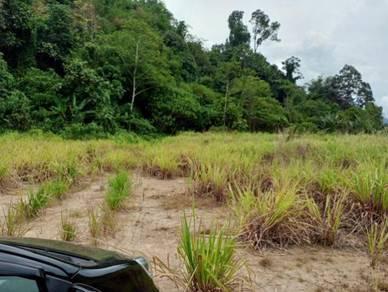Papar Road Side Land. 1.9 acres CL title for SALE