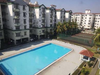FREEHOLD Apartment Goodyear Court 10 USJ 15 Subang Jaya