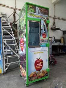 200 Water Tank Water Vending Machine