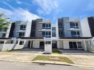 For Sale 3 Storey HHyperlink Terrace Duta Villa Presint 14 Putrajaya