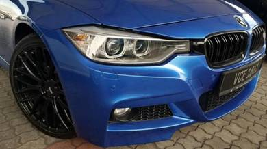 BMW 320D M-Sport FAcelift T Steering