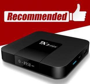 (BELOW MARKET) Tx3 Brand Android Tv Box