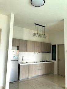 Condominium for sale with swimming pool view at The Raffle Suites