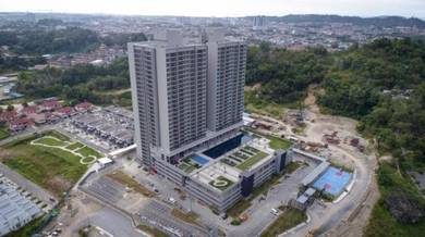 ^^SUPER VALUE^^ High Floor sparkling new gardens condo for Rent