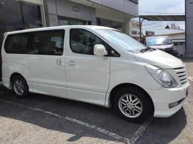 2011 Hyundai GRAND STAREX 2.5 CRDi VGT (A)