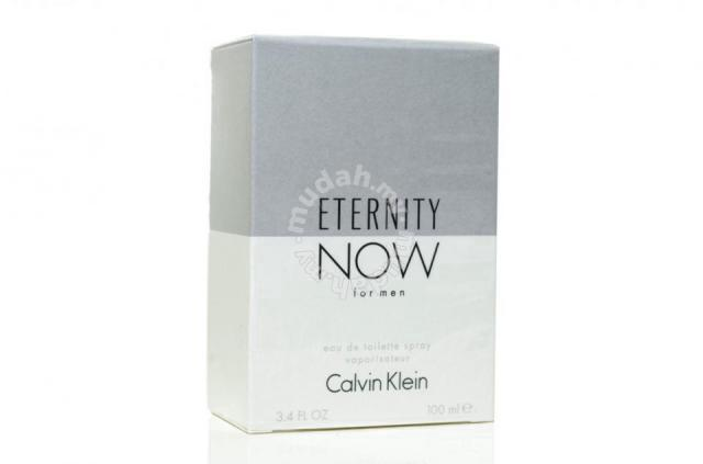 Eternity Now For Men by Calvin Klein Perfume