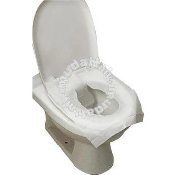 Disposable Toilet Seat Cover 10 Packs*10 Sheets