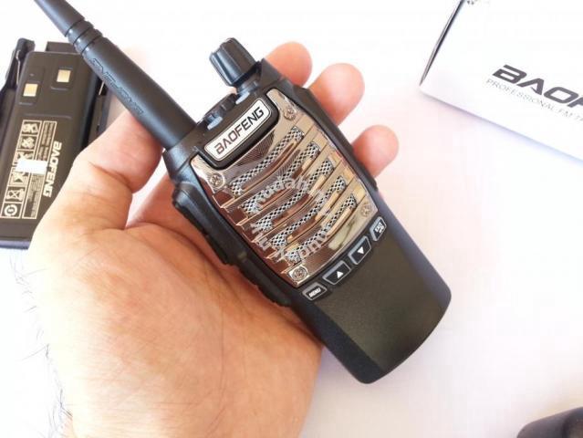 Baofeng Walkie Talkie UV-8D Dual PTT High Power 8W - Mobile Phones &  Gadgets for sale in Johor Bahru, Johor