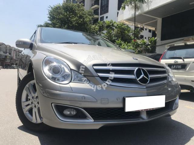 Mercedes Benz R350L 3.5 (A)7 SEATER PANAROMIC ROOF   Cars For Sale In  Ampang, Selangor