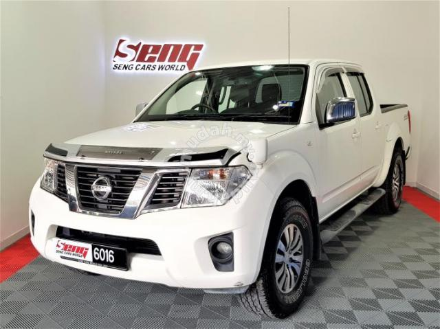 2015 Nissan Navara Le 2 5 A 4x4 Facelift F Spec Cars For Sale In