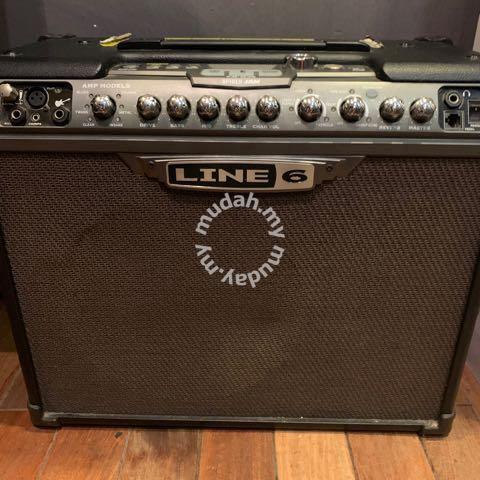 Line 6 Spider Jam Guitar Amp