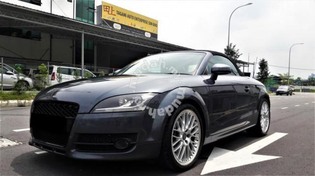 Audi TT ROADSTER CONVERTIBLE CABRIOLET VA Cars For Sale In - Audi sports car convertible