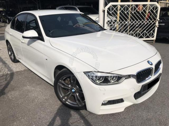 2016 BMW 330i 330E LCI F30 2.0 (A) WARRANTY 2021 - Cars ...