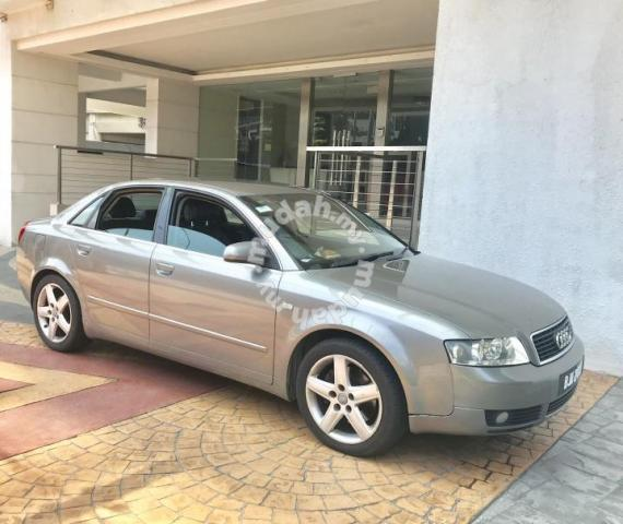 Audi A4 1.8 (A) MOVING OUT SALES, CHEAP PRICE