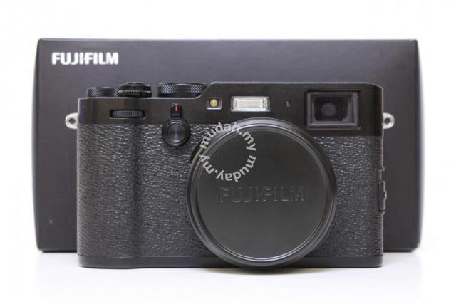 Fujifilm X100F Digital Camera Fuji WTY 02/2020 99% - Cameras & Photography  for sale in City Centre, Kuala Lumpur