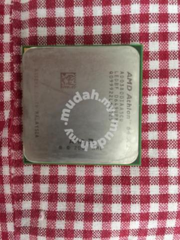 AMD Athlon 64 x2 4200+ proccessor - Computers & Accessories for sale in  Tawau, Sabah