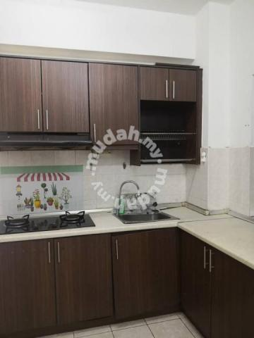Kitchen Cabinet Vistana Mahkota Bandar Mahkota Cheras Apartments For Rent In Cheras Selangor