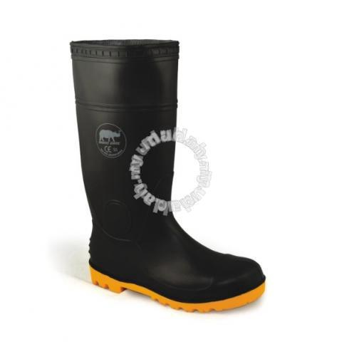 8d157497fbe Safety Wellington Boots Rhino Black BWB302SP - Shoes for sale in USJ,  Selangor